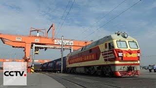 Китай и Польша осуществляют регулярные грузовые перевозки по железнодорожным маршрутам(Китайско-польские связи Телеканал CCTV-русский Центрального телевидения Китая. В программе передаются..., 2016-06-21T03:07:25.000Z)
