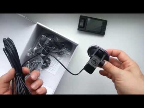 Автомобильный видеорегистратор Eplutus DVR-288 (Du