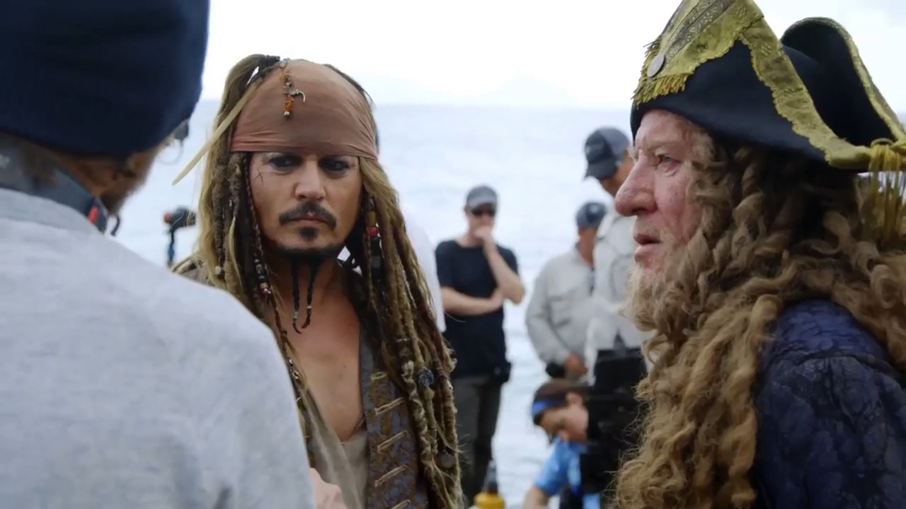 Download On the Set of PIRATES OF THE CARIBBEAN 5 Behind The Scenes, 2017