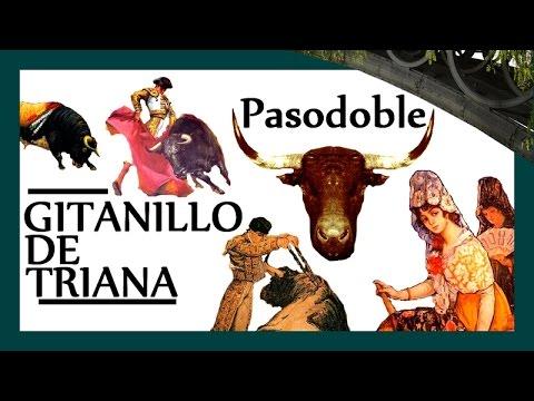 Pasodoble : Gitanillo de Triana  - José Franco y Ribate
