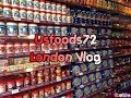 Usfoods72 LONDON Vlog Souvenir Juillet 2017