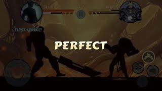 Shadow Fight 2 Special Edition : Final Boss TITAN & Ending Credits