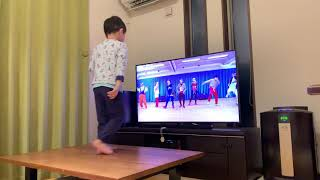 DA PUMP/U.S.A 踊ってみた 5歳