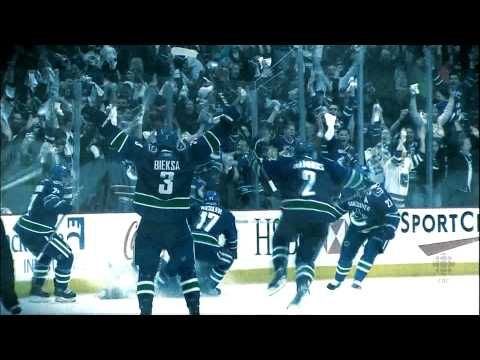 Canucks Vs Bruins - Game 1 Intro - 2011 Playoffs - HD