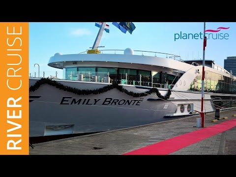 MS Emily Bronte & Thomas Hardy, Riviera Travel | Planet Cruise