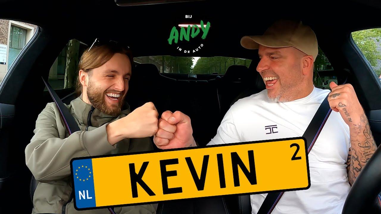 Kevin part 2 – Bij Andy in de auto! (English subtitles)