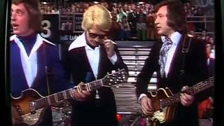 Heino & Rhenus-Duo - Heimweh, dort, wo die Blumen blühn - ZDF-Hitparade -  1975