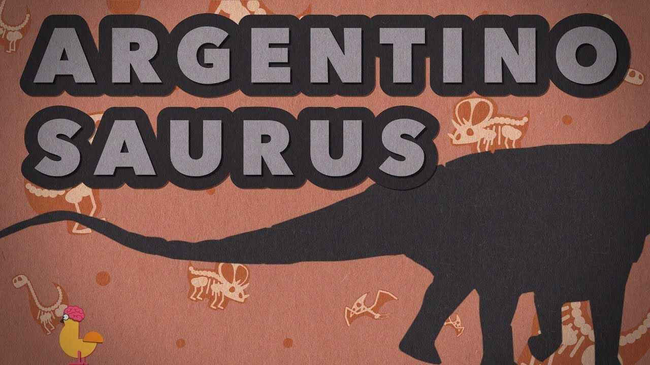 Argentinosaurus Size Comparison - Largest Sauropod - YouTube