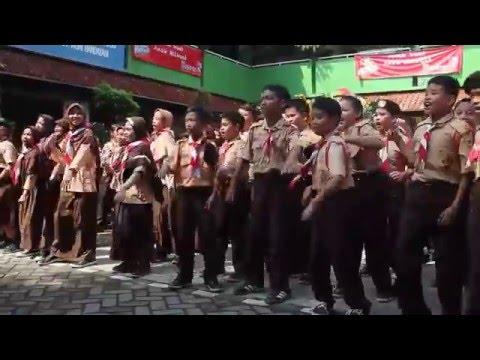 Milkuat Dance Competition SDN Cimpedak 05