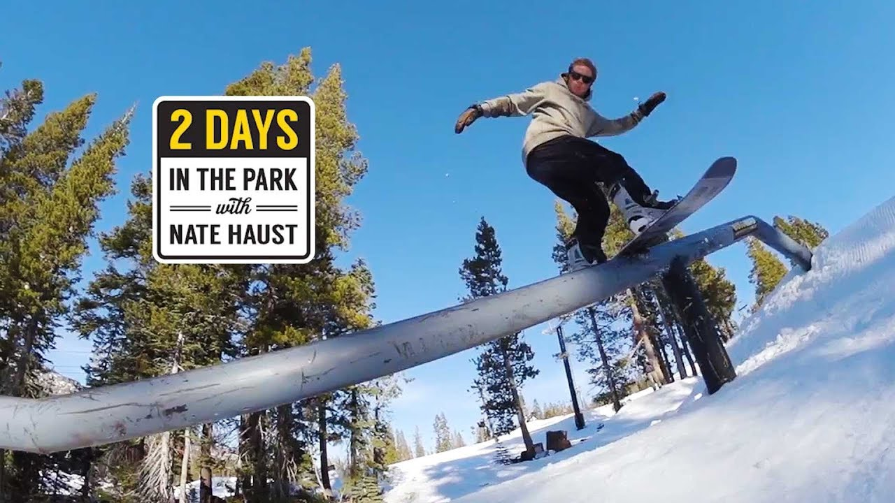 Two Days in Tahoe with Nate Haust