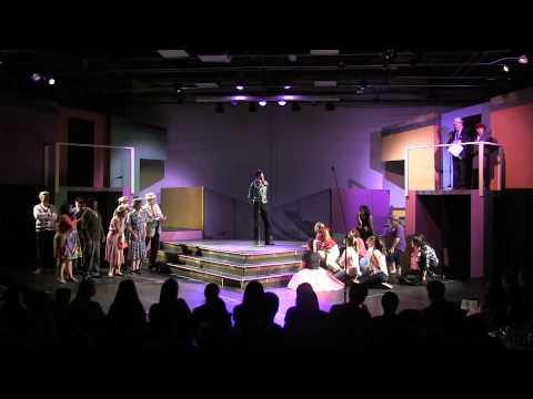 Bye Bye Birdie Athenian Faculty Talent Show 2013
