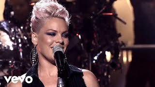 P!nk - How Come You're Not Here (The Truth About Love - Live From Los Angeles)