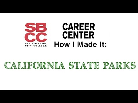 How I Made It:  California State Parks