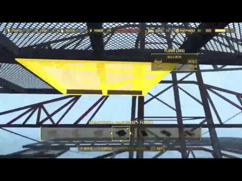 Fallout 4 PS4 level 113 The project