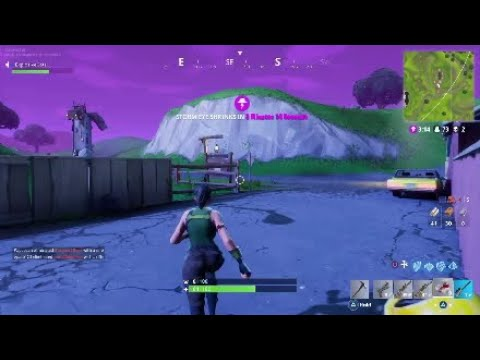 How to use aim assist fortnite