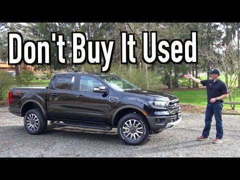 Ford Ranger Trucks to Avoid on Everyman Driver