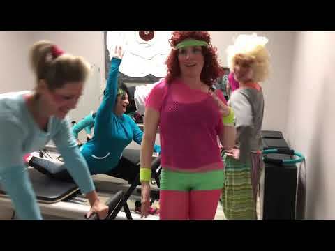 All Night Long- Twisted Fitness Lip Sync Challenge