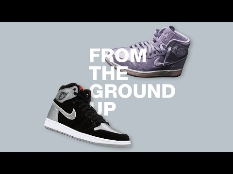 From the Ground Up - Women in Sneakers