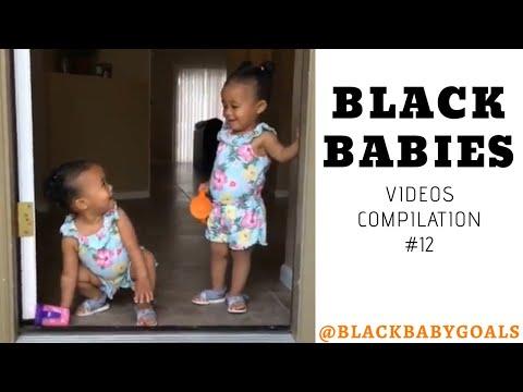 BLACK BABIES Videos Compilation #12 | Black Baby Goals