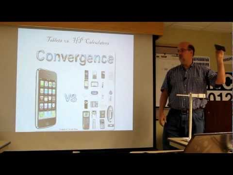 HHC 2012: Tablets vs. HP Calculators