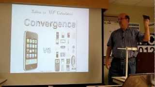 HHC 2012: Tablets vs. HP Calculators