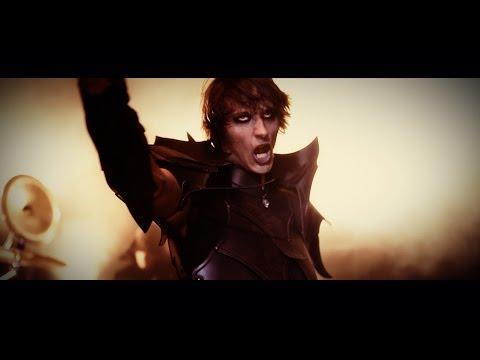 SCHWARZER ENGEL - Königin der Nacht (OFFICIAL VIDEO)