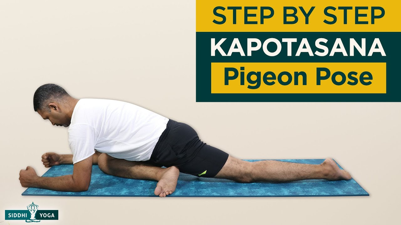 Kapotasana Steps And Benefits