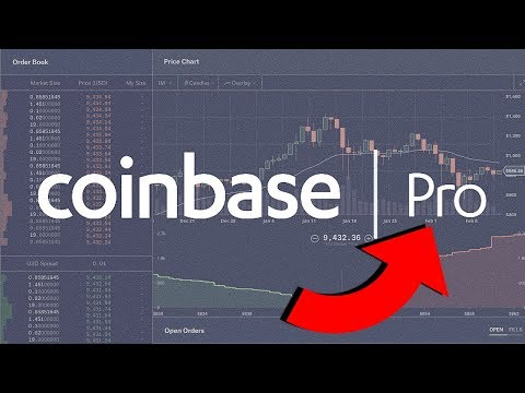 Coinbase Pro Explained | Coinbase dumping GDAX brand - Review New UI
