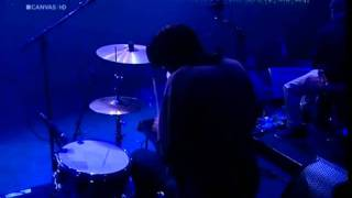 James Blake - Limit To Your Love + Interview (Rock Werchter 2011 Live)