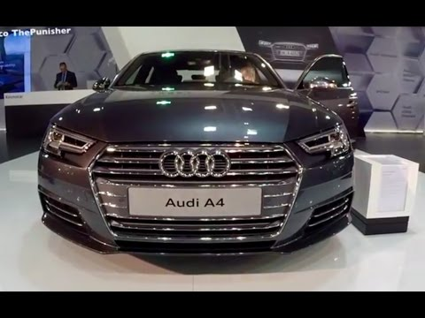 new 2017 audi a4 s line youtube. Black Bedroom Furniture Sets. Home Design Ideas