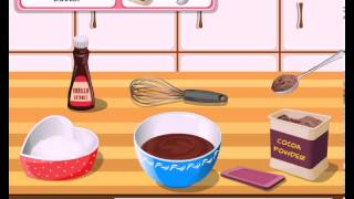 Cooking Game Of Brownies Baking And Cake Preparation Games For Girls