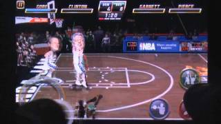 NBA JAM by EA SPORTS ™ iPhone Gameplay Review - AppSpy.com