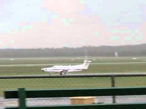 Royal Flying Doctors Service TakeOff