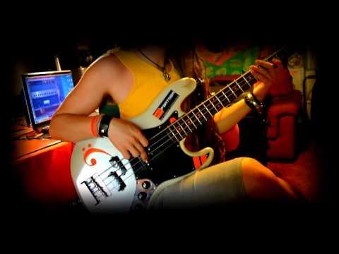 Rotosound swing bass nickel strings - Audio test.