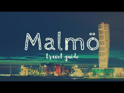 MALMÖ Travel Guide, 5 best places in malmö sweden that you must visit !!