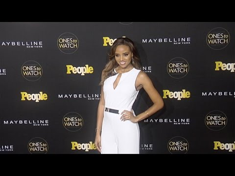 Meagan Tandy attends People's 2016