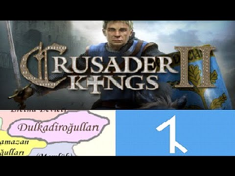 13-Crusader Kings 2-Türkçe-Dulkadiroğulları-Melitene Bizimdir!