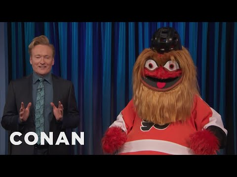 Gritty Unmasked  - CONAN on TBS