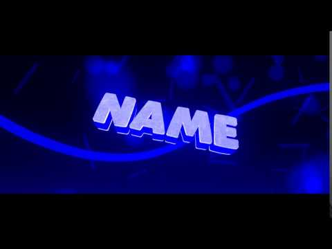 Free 3D Amazing Blue Panzoid Intro template By Legend FX
