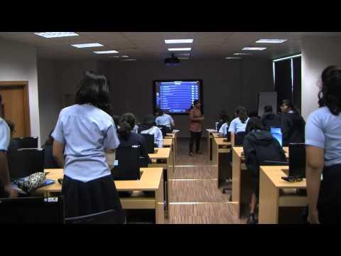 Digital learning at Gems Modern Academy in Dubai
