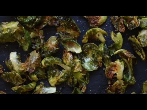 How To Make Spicy Brussels Sprout Chips | Appetizer Recipes | Allrecipes.com