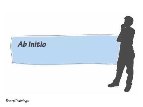 AB INITIO Training Hyderabad | AB INITIO Training India | Abinitio Training Videos | ECORP TRAININGS