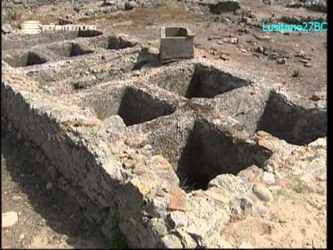 O Lugar da História - Tróia de Setúbal, Fabrica de Roma - 2002 - RTP Memória