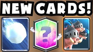 MAXED LEVEL ROYAL HOGS + GIANT SNOWBALL GAMEPLAY   Clash Royale NEW CARD UPDATE STRATEGY
