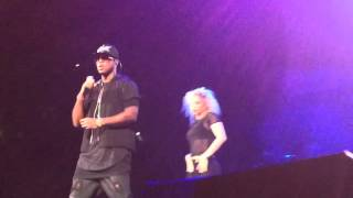 Jeremih &  2 Milly Rock Live at Powerhouse 2015
