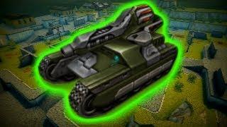 Tanki Online - Ricochet Wasp Game Play #1 By: TheMen