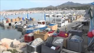 Petite Visite dans le Port d'Argelès sur-Mer ; Plaisance ; Languedoc-Roussillon ; France