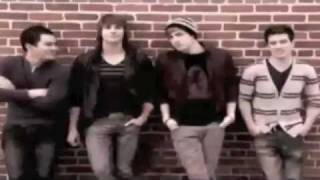 Big Time Rush - Nothing Even Matters Music Video