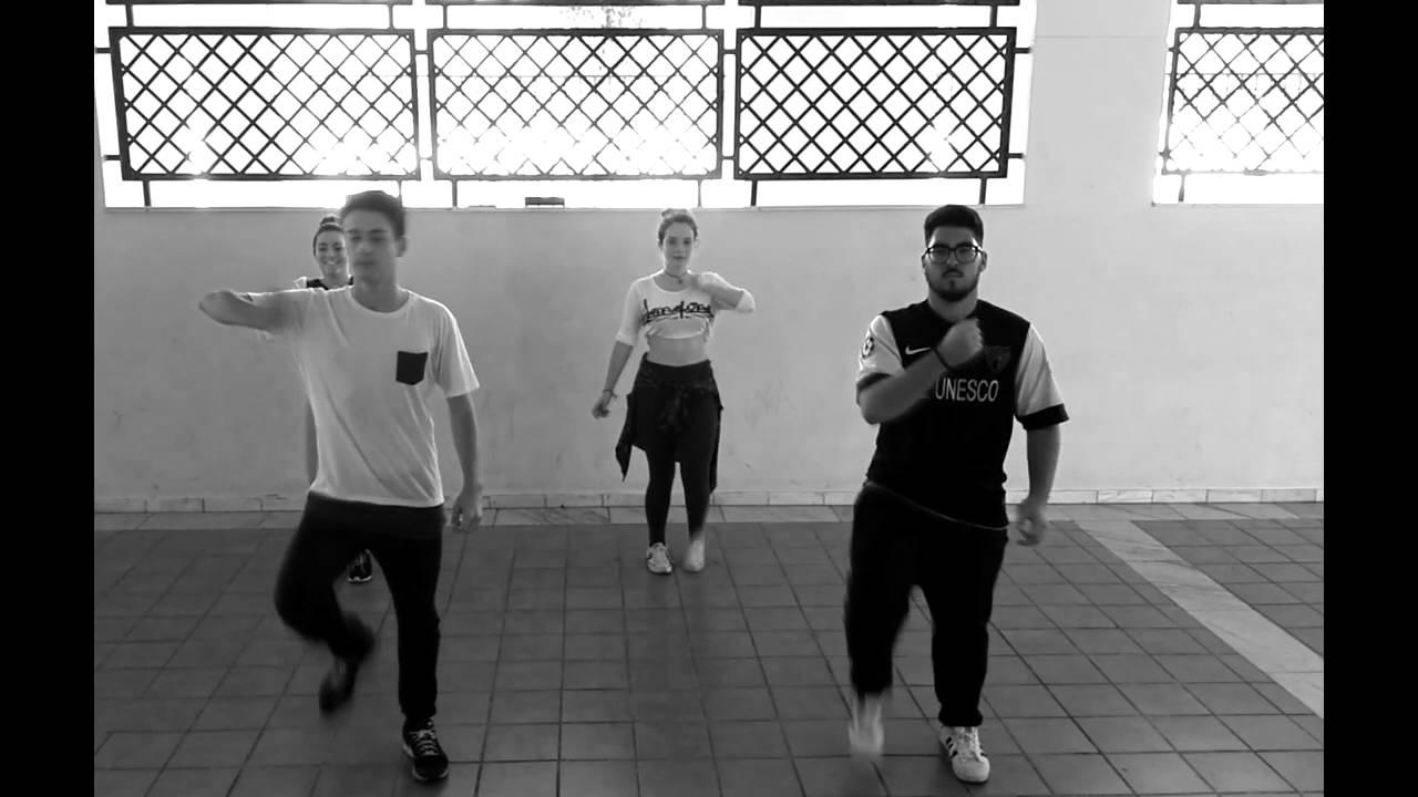 video proyecto baile remix