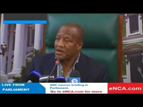 ANC Caucus Briefing